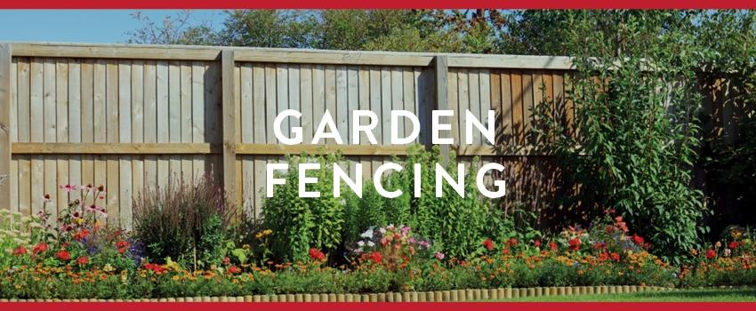 garden fencing, fencing