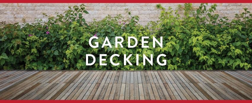 garden decking, composite, timber