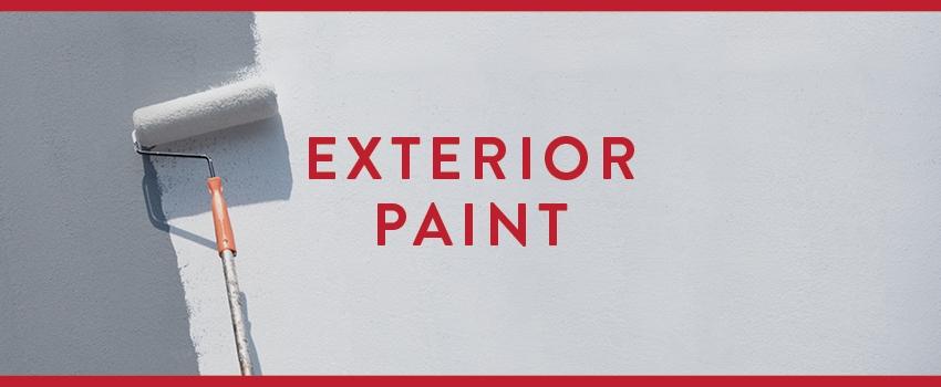 exterior paint, paint, outdoor paint