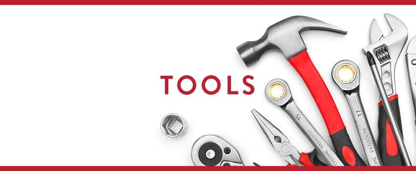 tools, hand tools, power tools