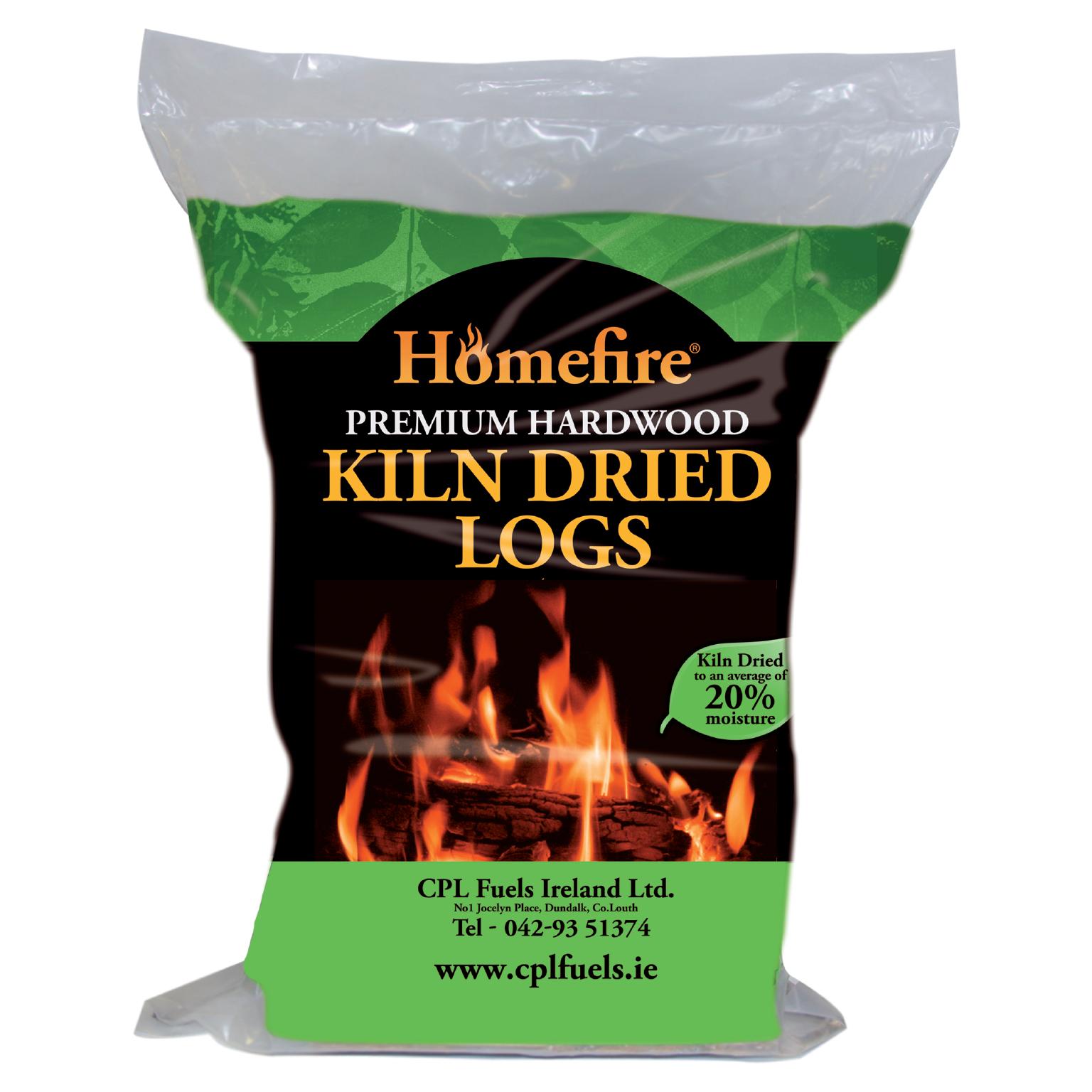 Kiln Dried Logs & Pellets