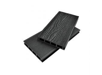 Composite Decking Wood Effect Black  Ireland Buy Online