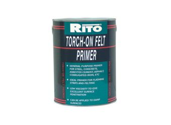 Rito Torch on Felt Primer 5L Black