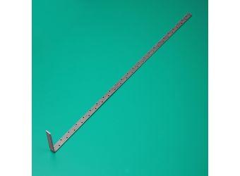 WALLPLATE STRAP BENT - 600MM
