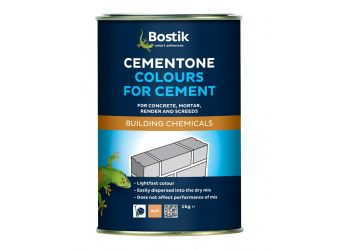 Bostik Cementone Cement Dye Red Brick 1kg