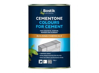 Bostik Cementone Cement Dye Dark Brown 1kg