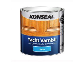 ronseal yacht varnish