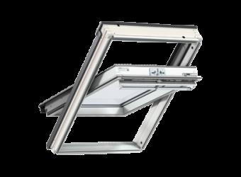 VELUX CK06 55X118 - White Painted Finish Roof Window