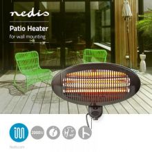 Wall Mounted Patio Heater 2kw