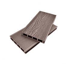 Wood Effect Composie decking ireland coffee brown