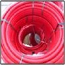 WAVIN DUCT 50MM RED ESB PE 50M COIL
