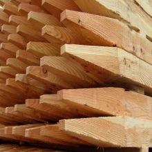 treated fence posts 75mm square pointed 1.8mtr