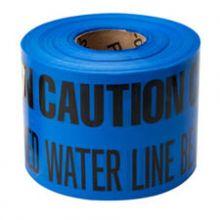 WARNING TAPE DETECTABLE WATER 8