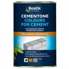 Bostik Cementone Russet Brown Cement Colour 1kg