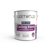 Fleetwood Ceiling Paint Brilliant White 5L