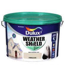Dulux Weathershield Cobblelock 10L