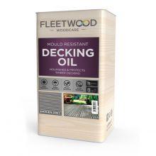 Fleetwood Decking Oil-Garden Grey 5L