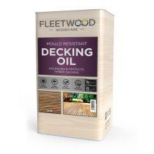 Fleetwood Decking Oil- Oak 5L