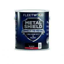 Fleetwood Metal Shield Matt Black 1L