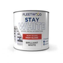 Fleetwood Gloss Stay White 2.5L