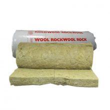 Rockwool Rollbatt Insulation 100mm X 4.8m X 1.2m (5.76sqm. Pre Split 400mm)