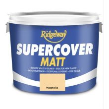 Ridgeway Supercover Matt Magnolia - 10L