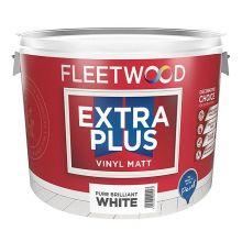 Fleetwood 10L Extra-Plus Matt White