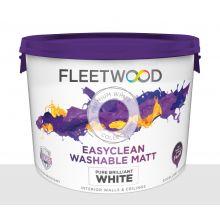 Fleetwood Easy Clean Matt Paint 10L