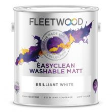 Fleetwood Easy Clean Brilliant White 5L