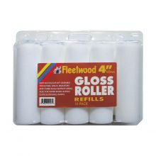 Fleetwood Gloss Sleeves Pack 10 - 4 Inch