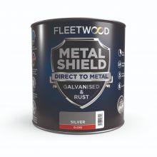 Fleetwood Metal Shield Gloss Silver 1L