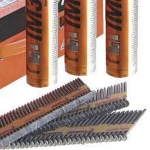Paslode IM350 Framing Nails Ring 63mm Box of 3300 & 3 Gas