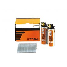 Paslode Straight Brad Nails 38mm Box of 2000 & 2 Gas