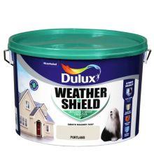 Dulux Weathershield Portland 10L