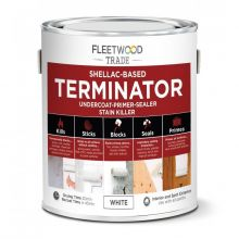 Fleetwood Terminator Shellac Primer White 1L