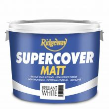 Ridgeway Supercover Matt White - 10L