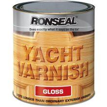 Ronseal Yacht Varnish Clear Gloss 500ml