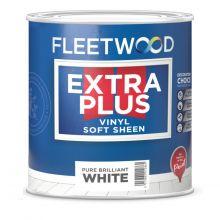 Extra Plus Sheen Brilliant White Fleetwood 2.5L