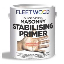 Fleetwood Quick-Dry Masonry Stabilising Primer - 2.5L