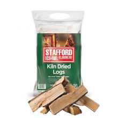 Staffords Kiln Dried Logs - 4 For €30
