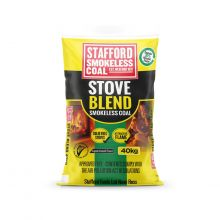 Staffords Xtraheat Stove Blend Coal 40kg 3 for €55