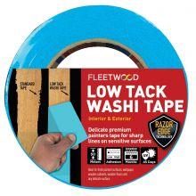 Fleetwood Low Tack Washi Tape - 2 Inch