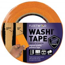 Fleetwood Low Tack Washi Tape - 1 Inch