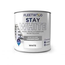 Fleetwood Undercoat Stay White 750ml