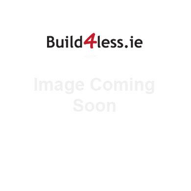 Velux GGU CK02 0062 White Polyurethane Triple Glazed Noise Reduction Centre Pivot Roof Window - 55 X 78CM