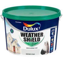 Dulux Weathershield Winters Tale 10L