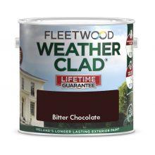 Fleetwood Weatherclad Bitter Chocolate 2.5L