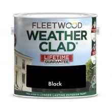 Fleetwood Weatherclad Black 2.5L