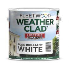 Fleetwood Weatherclad White 2.5L