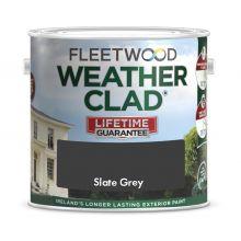 Fleetwood Weatherclad Slate Grey 2.5L